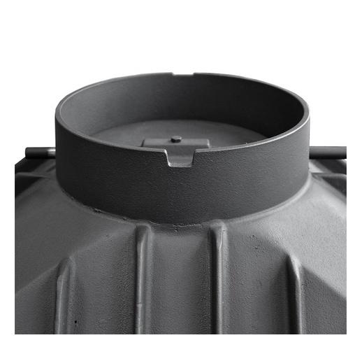 Каминная топка Uniflam 700 Plus с шибером и подачей воздуха - 5