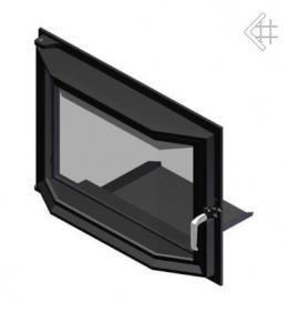 Призматические дверцы для камина Zuzia 515x652 мм