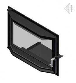 Призматические дверцы для камина  Oliwia 515x738 мм